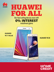 Huawei For All Home Credit