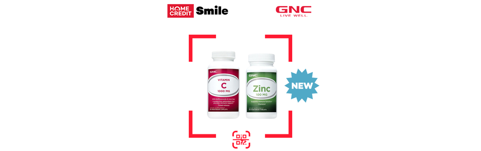 BOOST YOUR BODY + SAVE YOUR WALLET: UP TO 35% OFF* GNC HEALTH SUPPLEMENTS